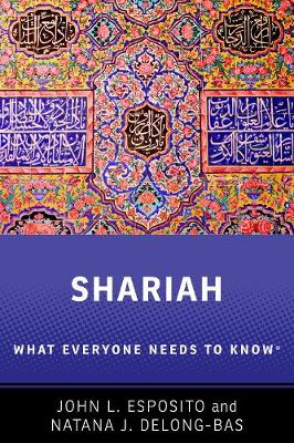 Shariah: What Everyone Needs to Know (R) - What Everyone Needs To Know (R) (Paperback)