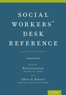 Social Workers' Desk Reference (Hardback)