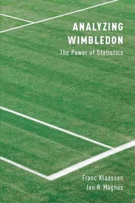 Analyzing Wimbledon: The Power of Statistics (Paperback)