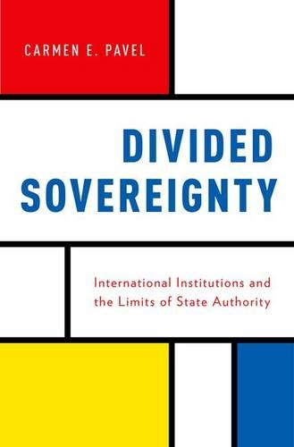 Divided Sovereignty: International Institutions and the Limits of State Authority (Hardback)