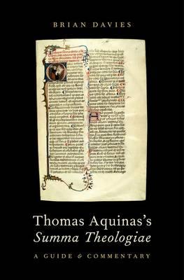 Thomas Aquinas's Summa Theologiae: A Guide and Commentary (Paperback)