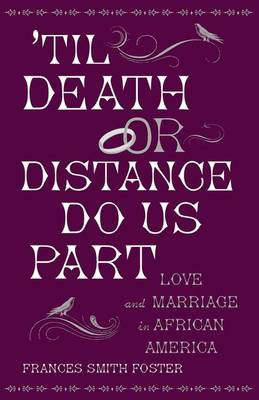 'Til Death or Distance Do Us Part: Love and Marriage in African America (Paperback)