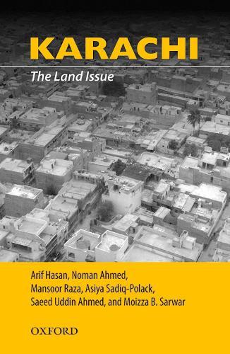 Karachi: The Land Issue (Hardback)
