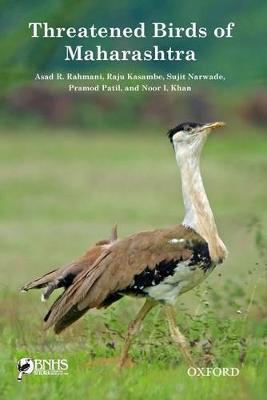 Threatened Birds of Maharashtra (Paperback)