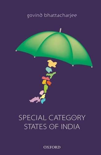 Special Category States of India (Hardback)