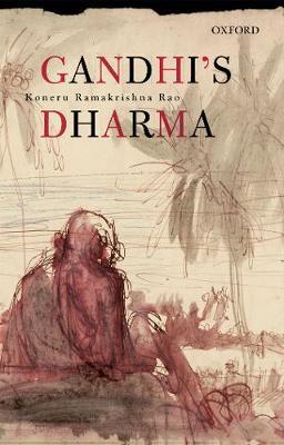 Gandhi's Dharma (Hardback)