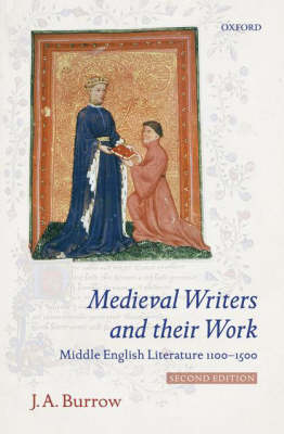 Medieval Writers and their Work: Middle English Literature 1100-1500 (Paperback)
