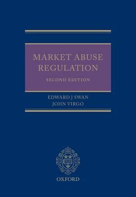 Market Abuse Regulation (Hardback)