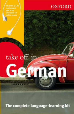 Oxford Take Off in German - Take Off in