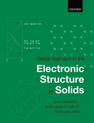 Orbital Approach to the Electronic Structure of Solids (Hardback)