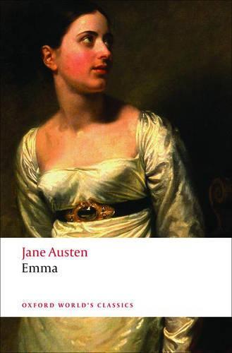 Emma - Oxford World's Classics (Paperback)