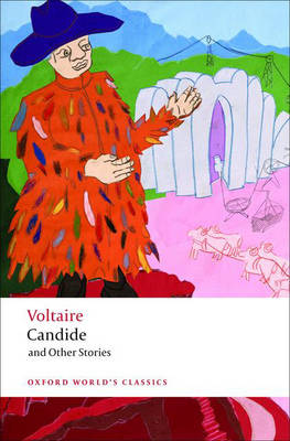 Candide and Other Stories - Oxford World's Classics (Paperback)