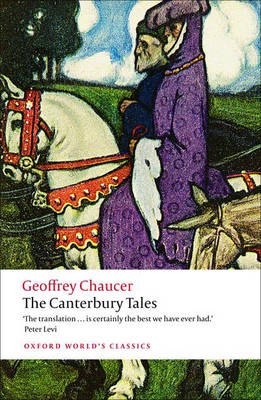 The Canterbury Tales - Oxford World's Classics (Paperback)