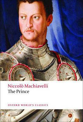 The Prince - Oxford World's Classics (Paperback)