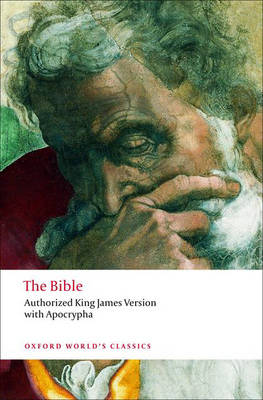 The Bible: Authorized King James Version - Oxford World's Classics (Paperback)