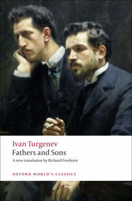 Fathers and Sons - Oxford World's Classics (Paperback)