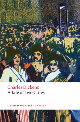 A Tale of Two Cities - Oxford World's Classics (Paperback)