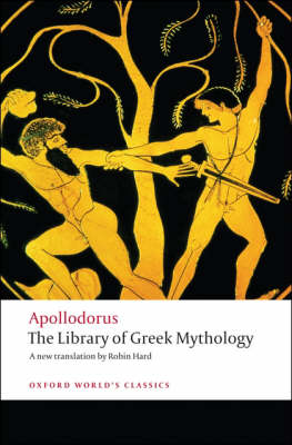 The Library of Greek Mythology - Oxford World's Classics (Paperback)