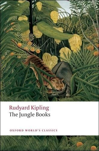 The Jungle Books - Oxford World's Classics (Paperback)