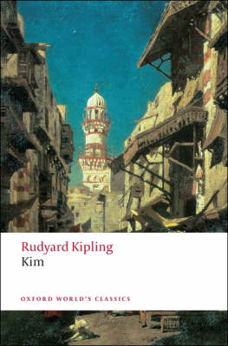 Kim - Oxford World's Classics (Paperback)