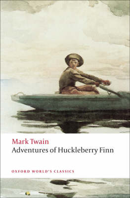 Adventures of Huckleberry Finn - Oxford World's Classics (Paperback)