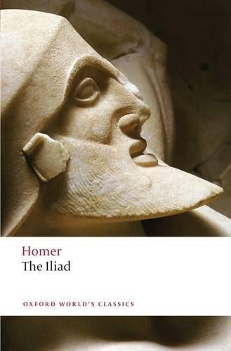The Iliad - Oxford World's Classics (Paperback)