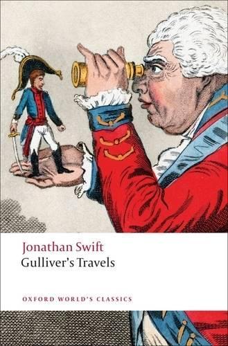 Gulliver's Travels - Oxford World's Classics (Paperback)