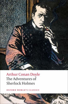 The Adventures of Sherlock Holmes - Oxford World's Classics (Paperback)