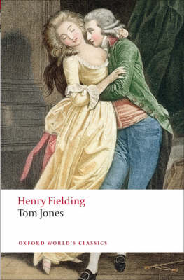 Tom Jones - Oxford World's Classics (Paperback)