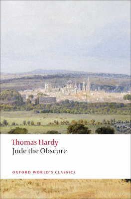 Jude the Obscure - Oxford World's Classics (Paperback)