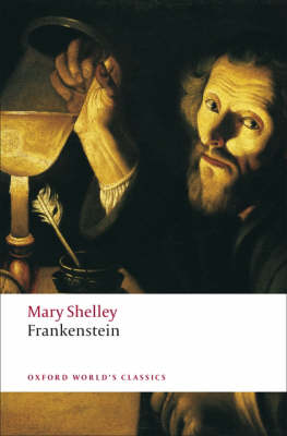 Frankenstein: or The Modern Prometheus - Oxford World's Classics (Paperback)