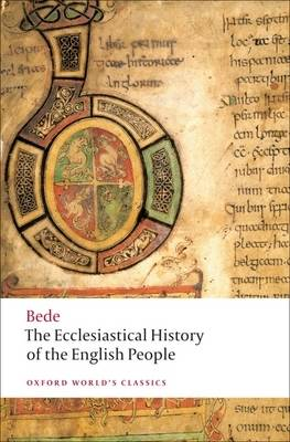 The Ecclesiastical History of the English People - Oxford World's Classics (Paperback)