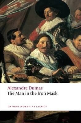 The Man in the Iron Mask - Oxford World's Classics (Paperback)