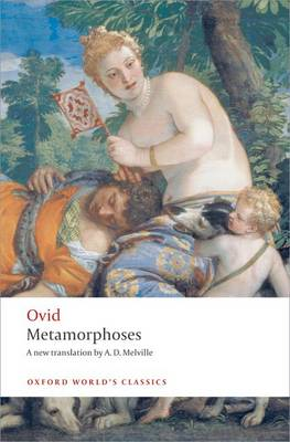 Metamorphoses - Oxford World's Classics (Paperback)