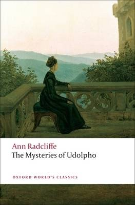 The Mysteries of Udolpho - Oxford World's Classics (Paperback)