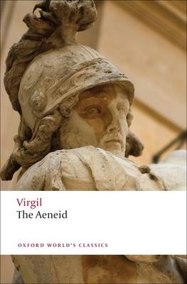 The Aeneid - Oxford World's Classics (Paperback)
