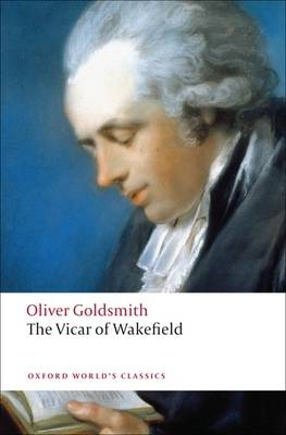 The Vicar of Wakefield - Oxford World's Classics (Paperback)