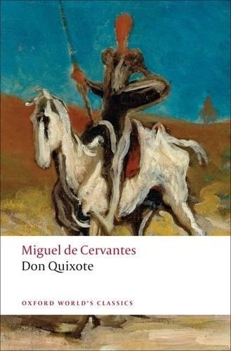 Don Quixote de la Mancha - Oxford World's Classics (Paperback)