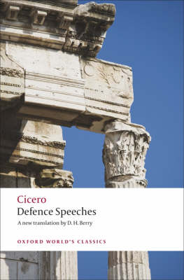 Defence Speeches - Oxford World's Classics (Paperback)