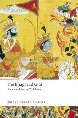 The Bhagavad Gita - Oxford World's Classics (Paperback)