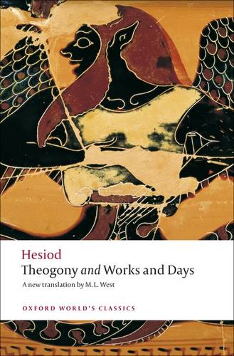 Theogony and Works and Days - Oxford World's Classics (Paperback)