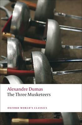 The Three Musketeers - Oxford World's Classics (Paperback)