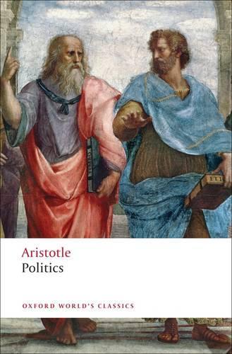 The Politics - Oxford World's Classics (Paperback)