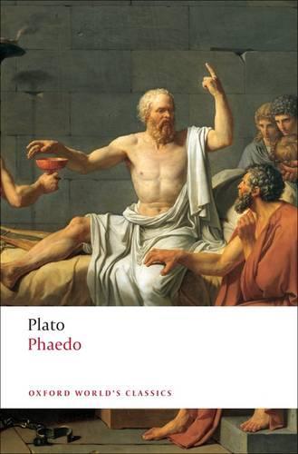Phaedo - Oxford World's Classics (Paperback)