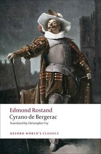 Cyrano de Bergerac - Oxford World's Classics (Paperback)