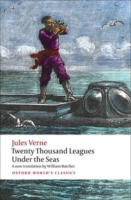 Twenty Thousand Leagues under the Seas - Oxford World's Classics (Paperback)