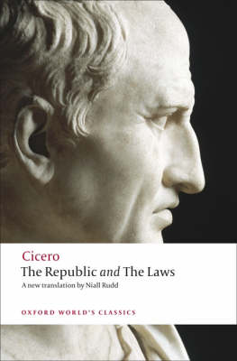 The Republic and The Laws - Oxford World's Classics (Paperback)