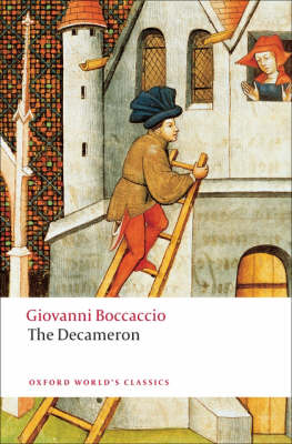 The Decameron - Oxford World's Classics (Paperback)