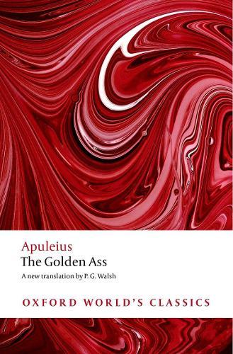 The Golden Ass - Oxford World's Classics (Paperback)