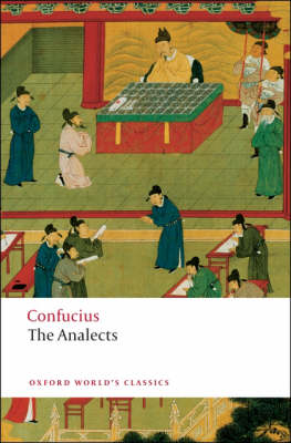 The Analects - Oxford World's Classics (Paperback)